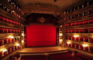 Museo Teatrale alla Scala, Teatro alla Scala