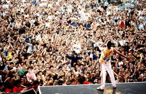 Freddie Mercury, 5 September 1946 - 24 November 1991
