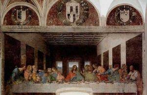 Leonardo's Last Supper gets new air conditioning system