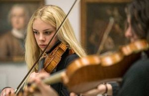 Milan's Brera Gallery offers music with art