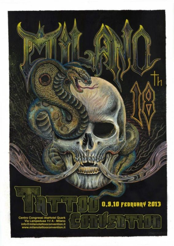 Tattoo Fans To Invade Milan Wanted In Milan