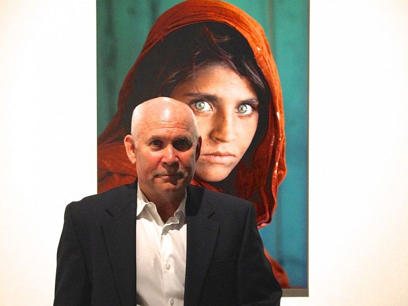 Steve McCurry To Sign Books In Milan