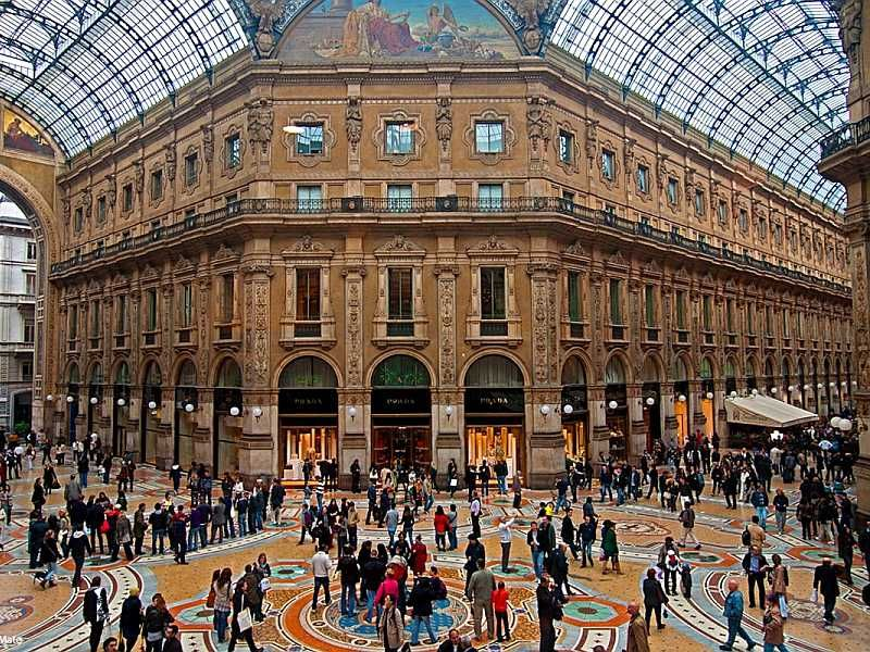 Milan World S 7th Most Expensive City According To Ubs