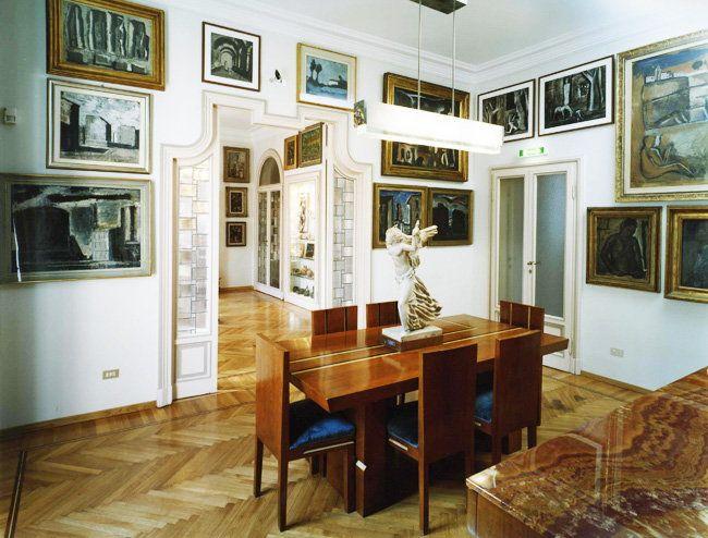 Casa Museo Boschi Di Stefano.Fondazione Boschi Di Stefano Wanted In Milan