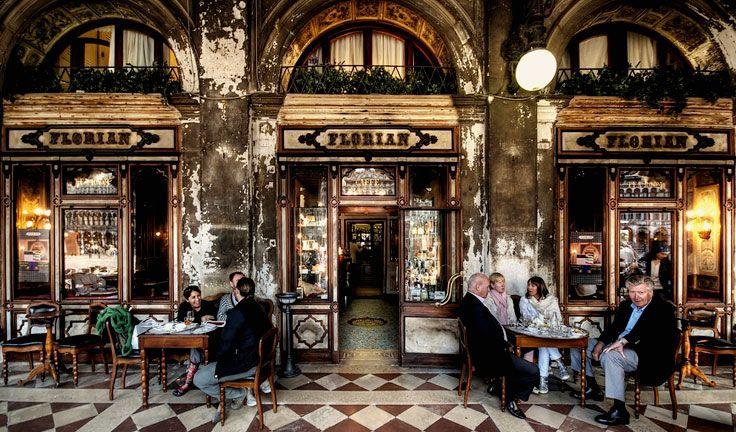 Venice: world's oldest coffee house celebrates 300 years