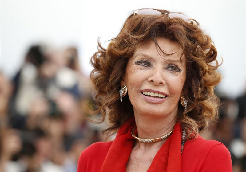 Netflix buys rights for new Sophia Loren movie - Wanted in Milan