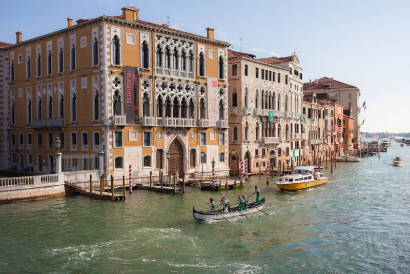 How to get to Venice from Milan