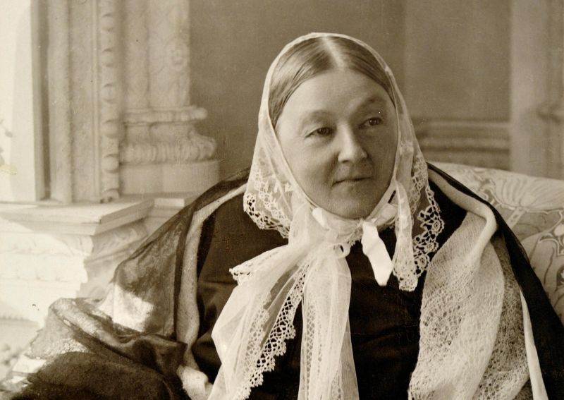 Florence Nightingale Italy Celebrates The Lady With The Lamp