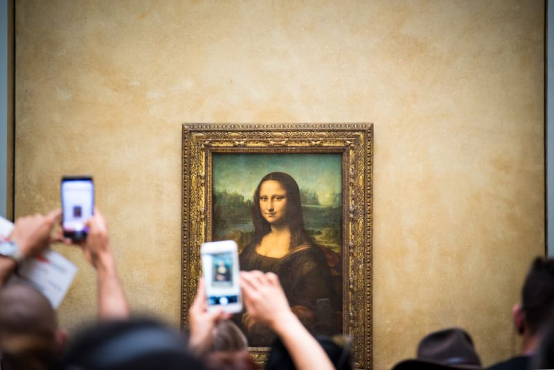 Outcry in Italy at proposal to sell Mona Lisa - Wanted in Milan