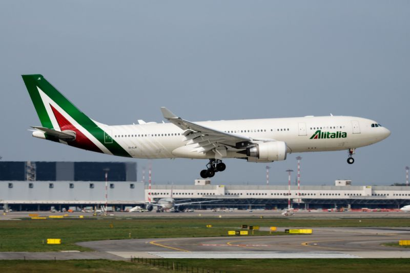 Italy Alitalia To Pull Out Of Milan Malpensa Airport After 70 Years