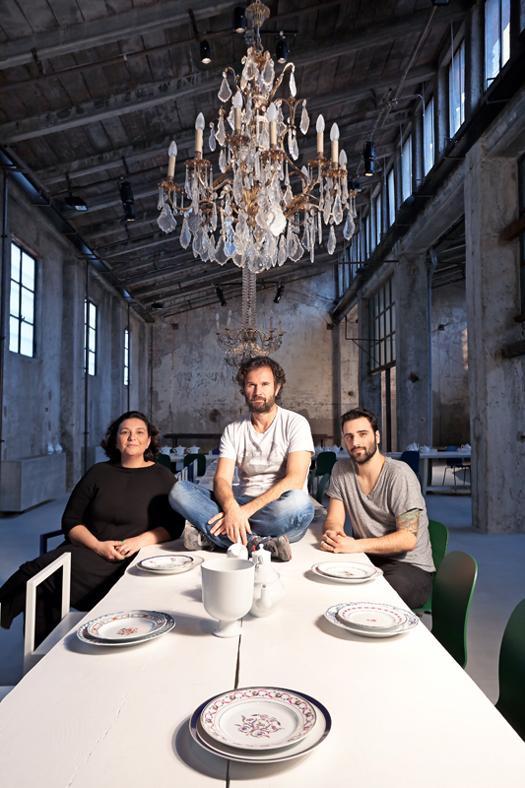 Carlo cracco wins galleria vittorio emanuele location for Segheria carlo cracco